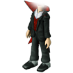 Clothesm vampire suit