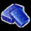 Block of lazurite