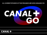Canal+ Go bumper 1988