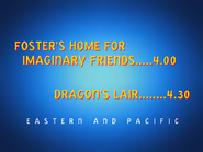 UToons TV next bumper fosters dragons lair