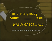 UToons TV Next bumper - Ren and Stimpy to Wally Gator (2009)