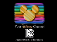 KWSB Disney Channel ident 1995