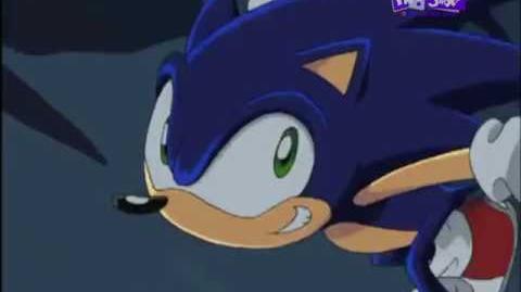 Sonic X on YSR Network Jinx! UK