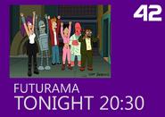 KCER Futurama Promo