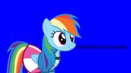 UltraToons Network ident - Rainbow Dash