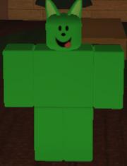 Green fart