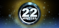This Hour Has America's 22 Minutes Logo 2009