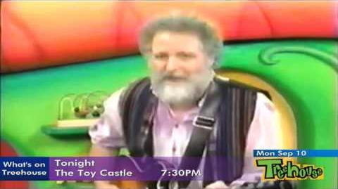 Treehouse TV (YTVWire) - Thunder Bay, ON (Shaw Cable)