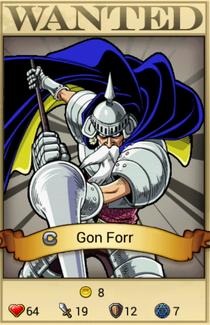 Gon Forr