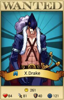 X.Drake