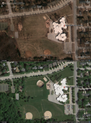 Baird park satelitte images