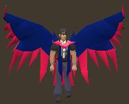 Bluefire Wings