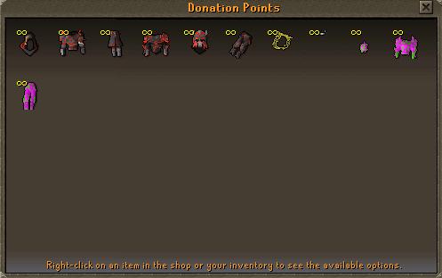 Donation Store 2