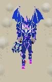 Blue Torva Set
