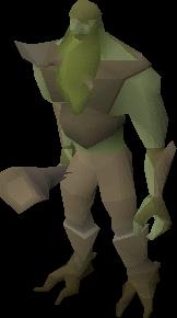 Moss giant