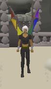 Rainbow Dragon Wings