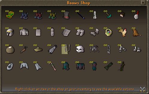 Rares Shop