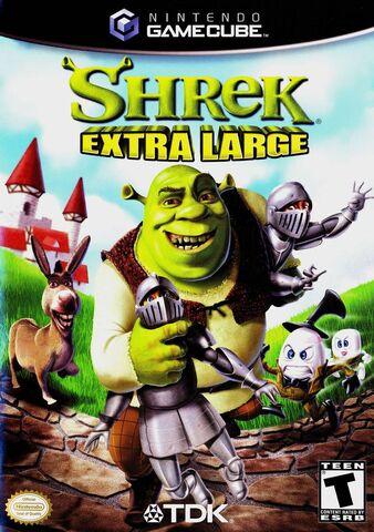 File:Shrek Extra Large for Nintendo GameCube.jpeg
