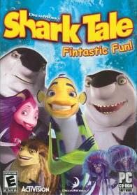 Shark Tale Activity Center for PC