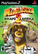 Madagascar 2 for Sony PlayStation 2
