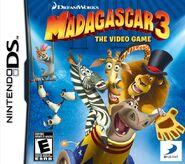 Madagascar 3 for Nintendo DS