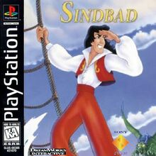 Sinbad for Sony PlayStation One