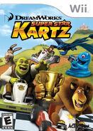 DreamWorks Superstar Kartz for Nintendo Wii