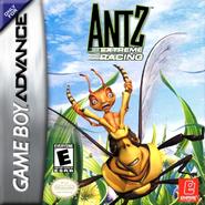 Antz eXtreme Racing for Nintendo Gameboy Advance