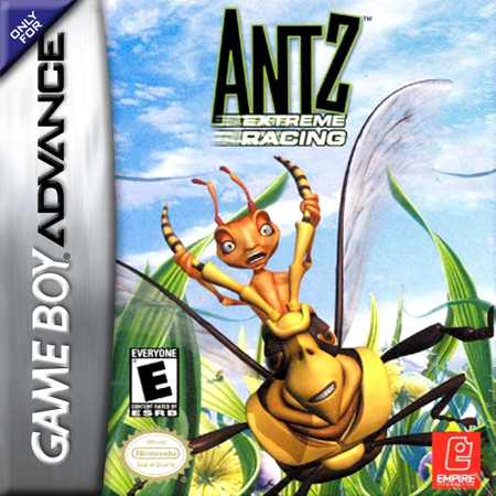 File:Antz eXtreme Racing for Nintendo Gameboy Advance.png