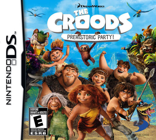 File:The Croods Prehistoric Party for Nintendo DS.jpg