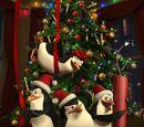 Pingwiny z Madagaskaru: Misja świąteczna