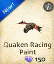 Quaken Racing Paint