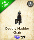 Deadly Nadder Chair