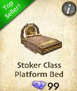 Stoker Class Platform Bed