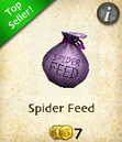 Spider Feed