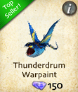 Thunderdrum Warpaint