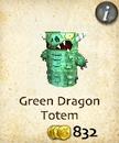 Green Dragon Totem