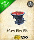 Maw Fire Pit