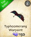 Typhoomerang Warpaint