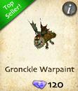 Gronckle Warpaint