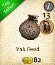 Yak Feed