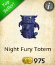 Night Fury Totem
