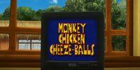 Monkey Chicken Cheeze-Balls