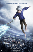 Jack Frost - promotional poster