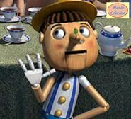 Peluche Shrek Pinocchio 3-1-