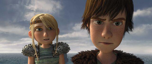 File:Astrid&Hiccup.jpg