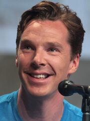 Benedict Cumberbatch SDCC 2014