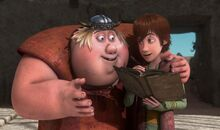 Hiccup and fishlegs you know what's next