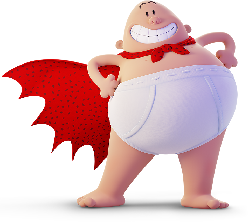 Image - Captain underpants movie character.png ...