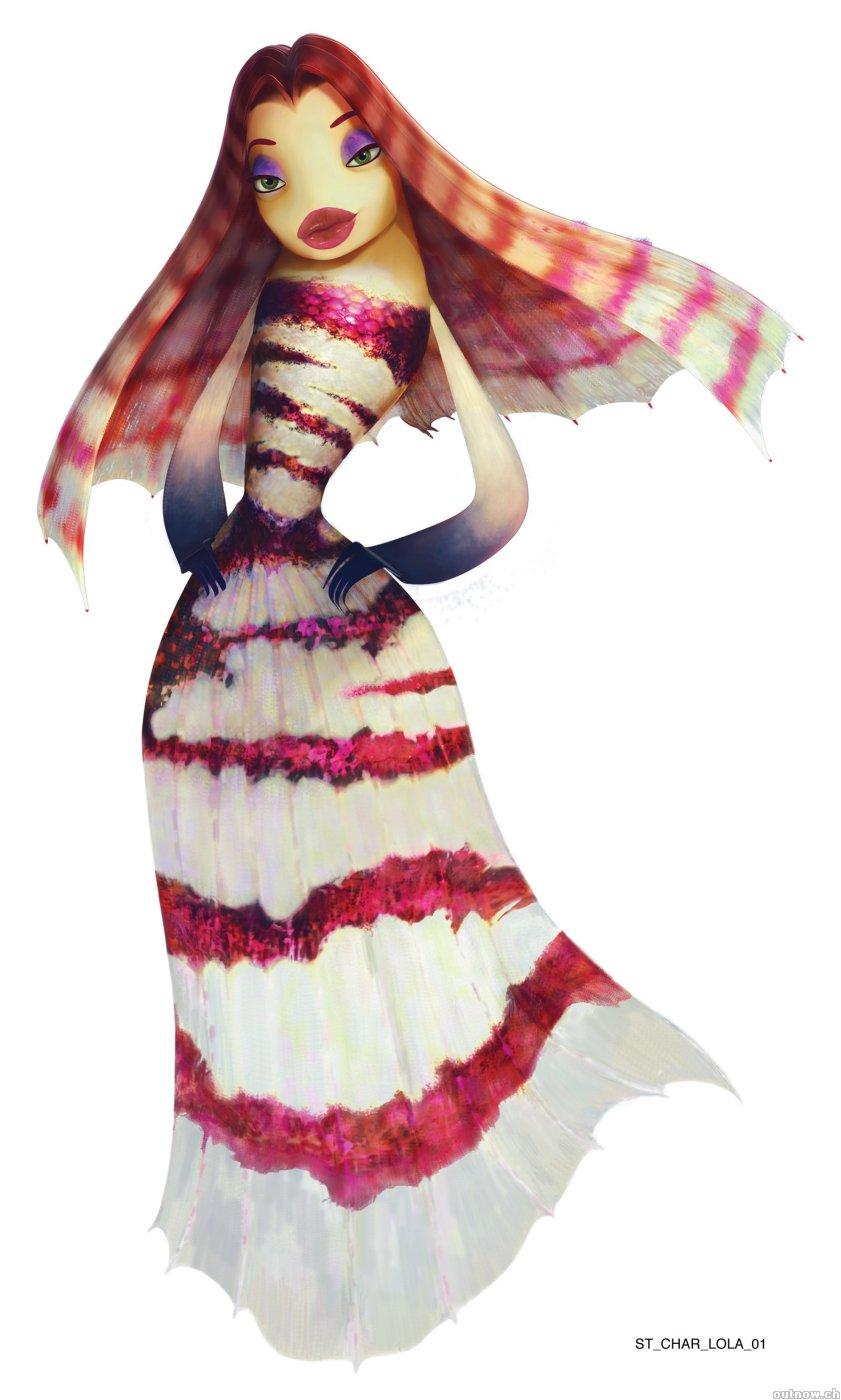 Lola Shark Tale Dreamworks Animation Wiki Fandom
